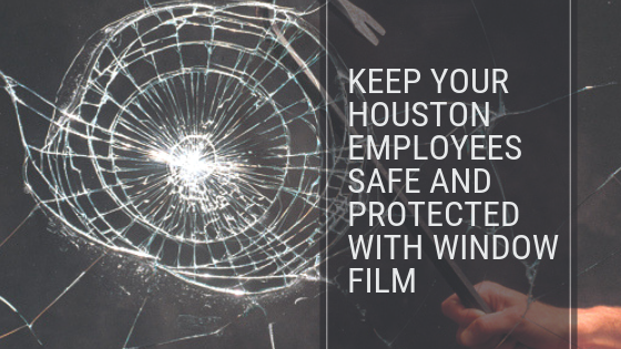 houston safety window film